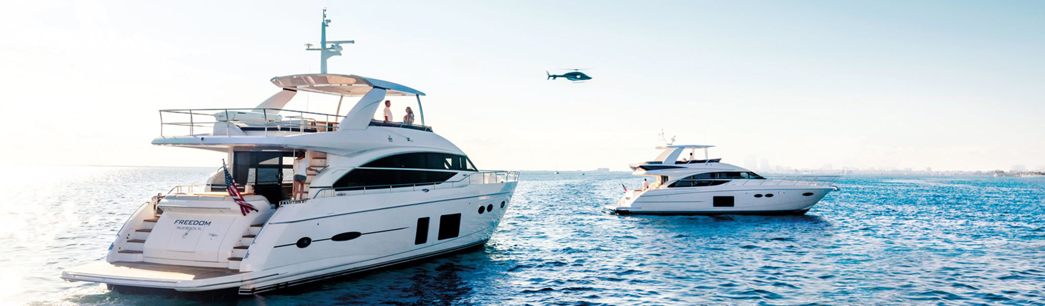 Yacht Deals Worldwide - Charters